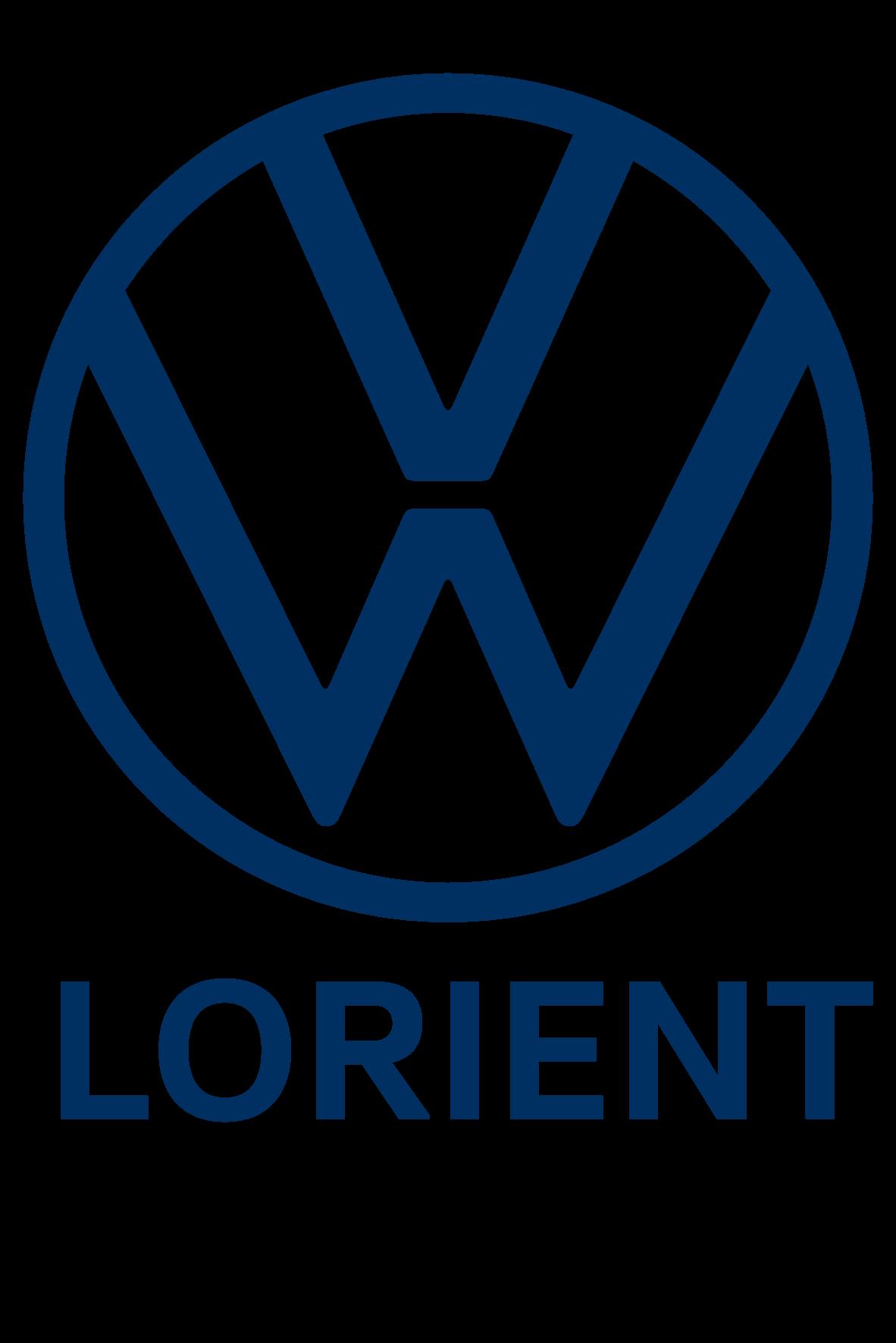 Lorient bleu foncé VW